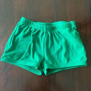 5 for $15 Green tight under shorts